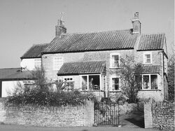 Home of Thomas Stickler and Jeanetta Arthur in Pucklechurch, Henleaze Cottage, 60 Park Avenue