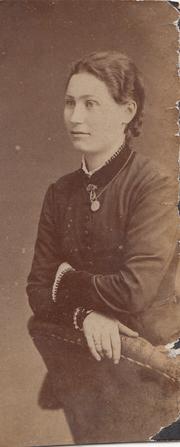 Pedersen-Sophie Norway 1900 circa possibly identified