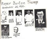 Roger Burton Trump