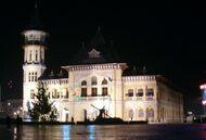 Bz palat noaptea