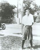 Ronald Reagan in Dixon, Illinois, 1920s