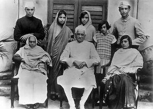 Nehru family