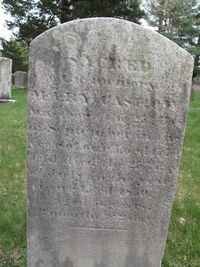 Bennett-Mary tombstone 001s