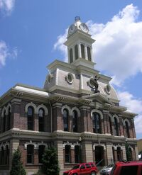 Scott county kentucky courthouse