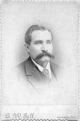 Delos Gillham portrait