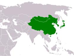 East Asia (Geog)