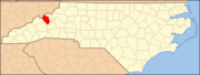 North Carolina Map Highlighting Yancey County.PNG