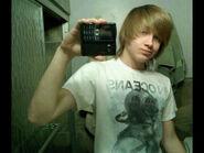 Aidan with straight hair