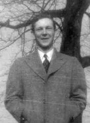 Joseph John Szczesny (1947 closeup)