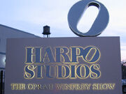 Harpo-studio-sign-in-chicago-ill-usa