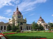 Budapest Széchenyi fürdő