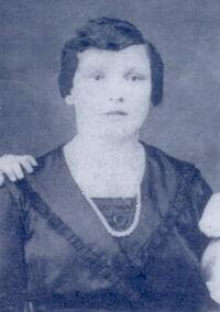 Klawija Dzyban (1891-1990)