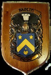 Baglin - Coat of Arms