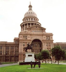 Texas state capitol 1
