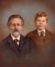 Poe&Arthur Ostrander 1907
