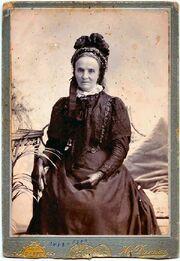 Lydia Cramp (1845-1929) maybe Protriat