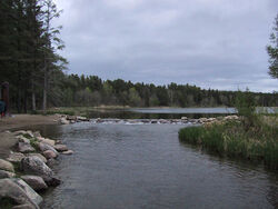 Lake Itasca Mississippi Source