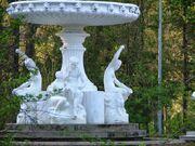Cluj-Napoca Central Park-statue 01