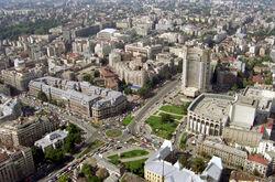 View over university square bucharest.jpg