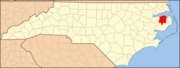 North Carolina Map Highlighting Tyrell County.PNG
