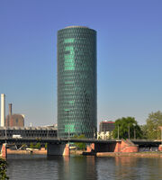 Frankfurt Westhafen Tower 2011a