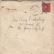 Lindauer-Eloise 1925May9 envelope