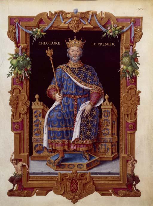 Chlotarius I (497-561)