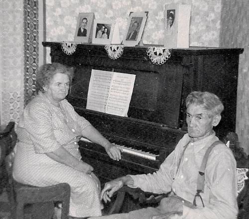 Laura & Charles Webb