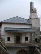 Esztergom mosque renovations