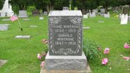 Wintrone-Tron tombstone