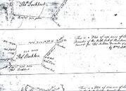 Thomas Stockton Survey 9 Dec 1749