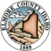Elmore County, Idaho seal