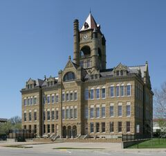 Marion County, Iowa Courthouse