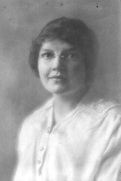 CRINGAN, Isobel Margaret (1895-1966)