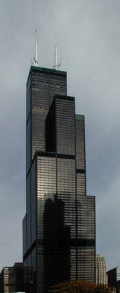 Sears tower orthogonal