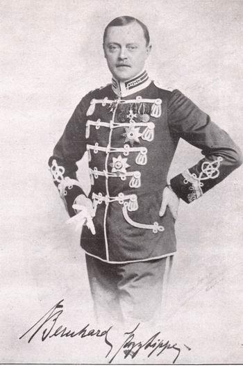 Bernhard zur Lippe (1872-1934)