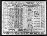 1940 census Borland-Weldon