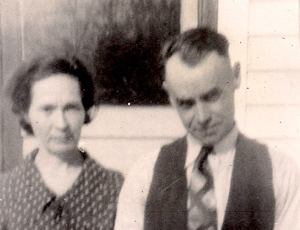 Lilly and Roy Hunt 1940