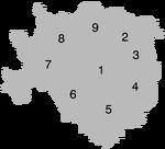 Mappa Zone di Milano