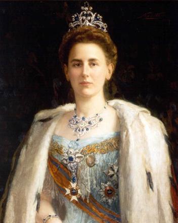 Wilhelmina van Oranje-Nassau (1880-1962)1