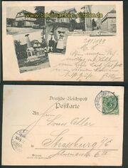 Lindauer House postcard
