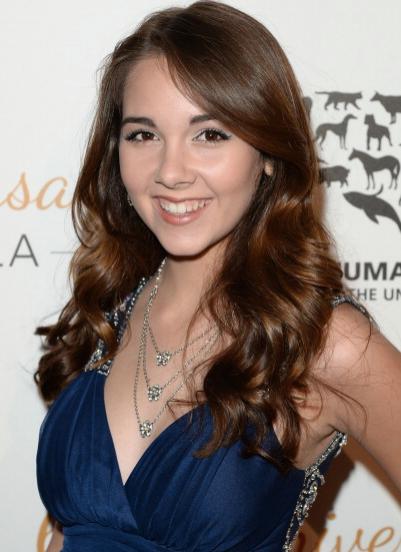 Haley Pullos wikipedia