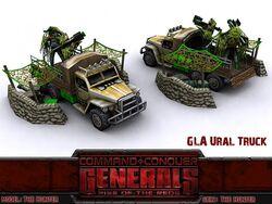 GLA UralTruck 2