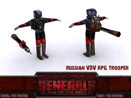 Russianvdvrpg