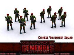 China Volunteer Squad