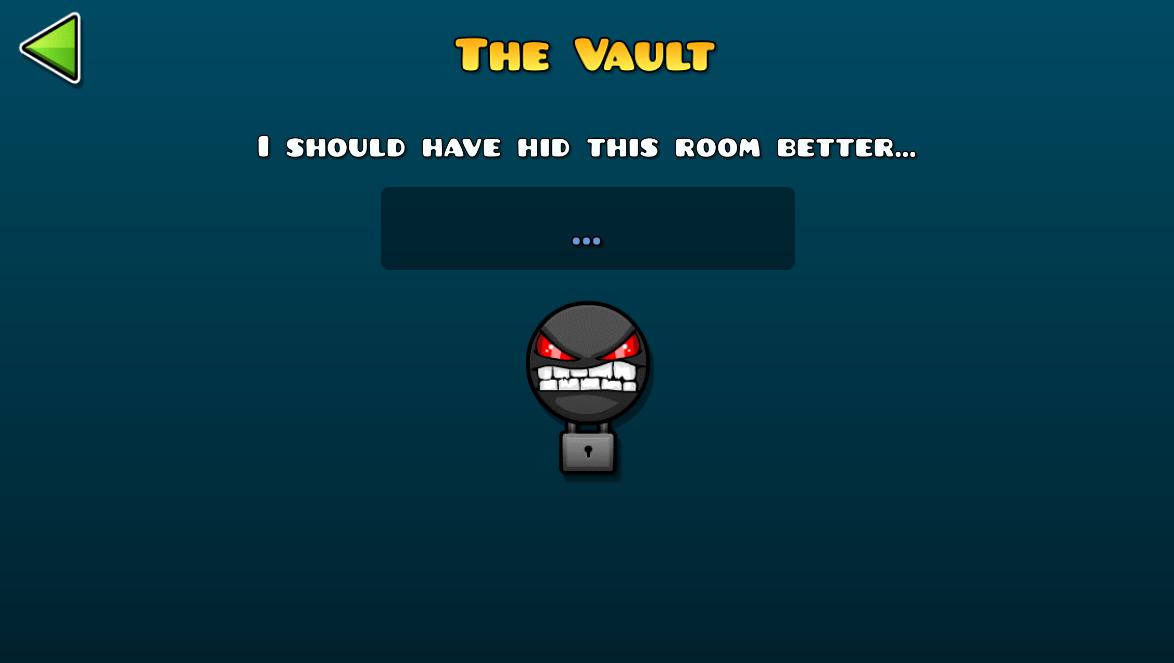 The Vault | GeometryPedia | FANDOM powered by Wikia
