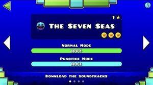 Geometry Dash Meltdown - The Seven Seas