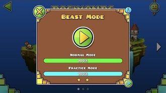 Geometry Dash World - Beast Mode