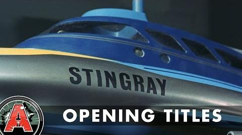Gerry Anderson's Stingray (1964) - Opening Titles