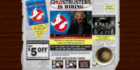 Ghostbusters is Hiring! (Web Site)